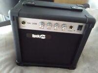 New guitar amp