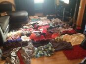 Carboot Joblot Clothes