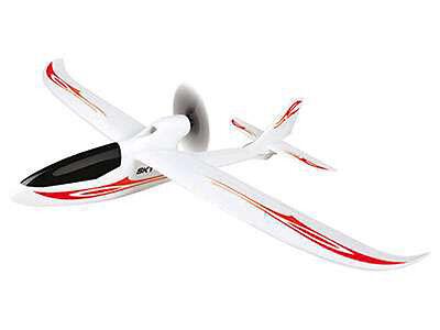 RC Flugzeug Motorflugzeug Sky Runner V3 mit Gyro!!! 2.4 GHz, 3-Kanal,