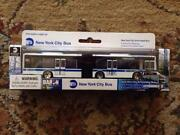 MTA Bus Toy