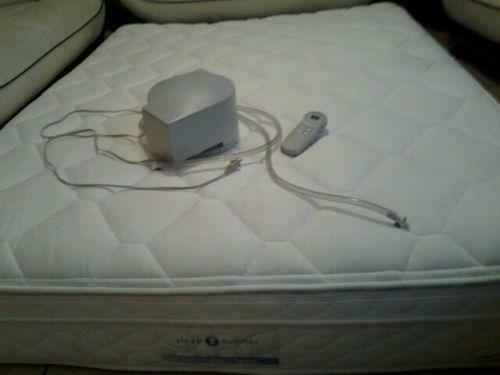 Select Comfort Sleep Number Ebay
