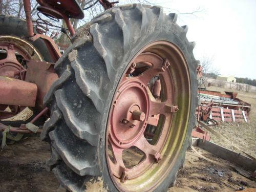 Rear Tractor Tires : Used rear tractor tires ebay
