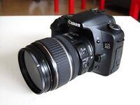 Canon 30 D DSLR w/Canon EF-S 17-85mm f/4-5.6 IS USM Lens