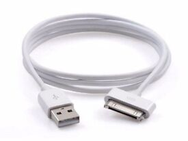 GENUINE APPLE IPHONE 3, 3GS, 4 & 4S CHARGING CABLE