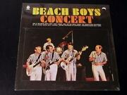 Beach Boys Concert LP