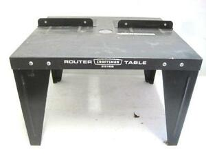 Router table ebay used router table keyboard keysfo Gallery