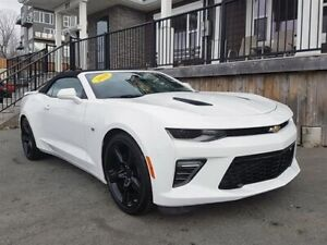 2018 Chevrolet Camaro 2SS / 6.2L V8 / Auto / RWD **Like New!!**