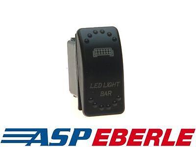 Light Bar-schalter (Kippschalter Led Lightbar Schalter Beleuchtung Jeep Universal)