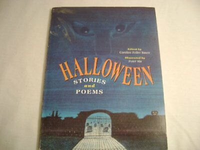 Halloween: Stories and Poems - Halloween Poems Book