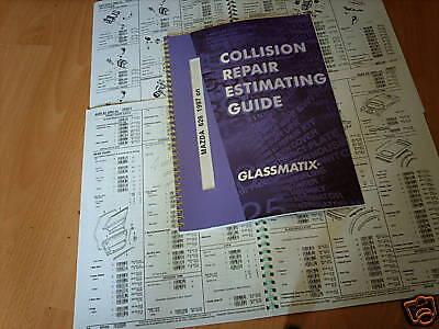 OEM part number guide Mazda 626 Saloon, Hatch, Estate 1997 on