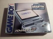 Gameboy Advance SP AGS 101