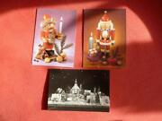 Weihnachtskarten DDR