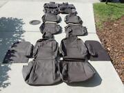 Escalade Leather Seats