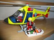 Playmobil Helikopter