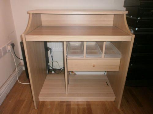 Ikea computer desk ebay