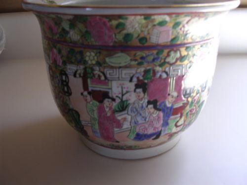Oriental Planter Ebay