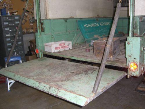 waltco lift gate parts accessories used truck lift gates