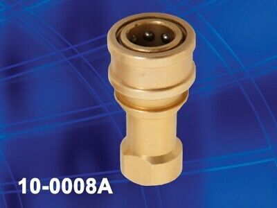 Brass Female Quick Connect For Portable Carpet Extractors 14