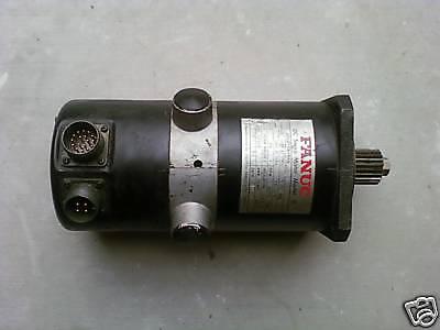 Fanuc Model 0 Dc Servo Motor A06b-0613