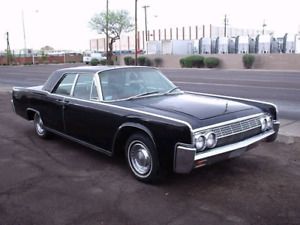 Wanted: 1961-1967 Lincoln Continental