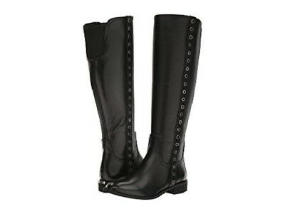 New MICHAEL Michael Kors Dora  Knee Leather Boot - Boot Dora