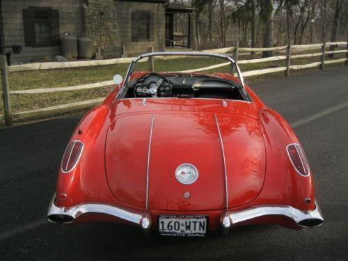 1956 Corvette Ebay