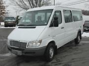 Dodge Sprinter Passenger