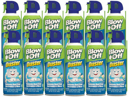 Max Pro 152112-226 Blow Off Duster - 10oz. Case of 12 units