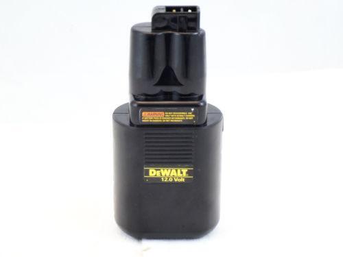 12 Volt Battery For Dewalt Drill Ebay