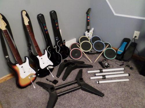 ps3 guitar hero dongle ebay. Black Bedroom Furniture Sets. Home Design Ideas