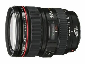 Canon EF 24-105mm f/4 L IS USM Lens in great condition