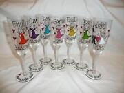 Personalised Wine Glasses