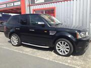 Range Rover Sport Wheels and Tyres
