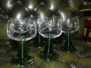 Weingläser Antik