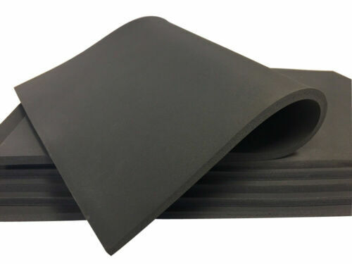 """Heat Press Replacement High Temperature Pad 16""""x24"""" Gray 0.31"""" Silicone Pad USA"""