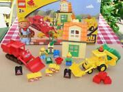 Lego Baustelle