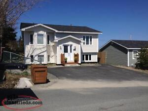 3-Bedroom Main Floor Home Torbay -Available Mid July.