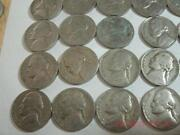Jefferson Nickel Rolls