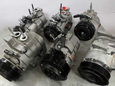 2008-2012 Ford Taurus AC Air Conditioner Compressor Assembly 90k OEM