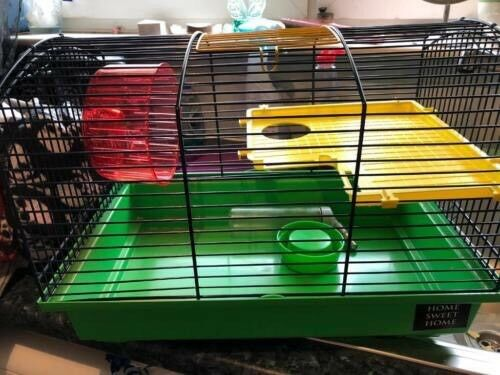 Hamster cages and Run