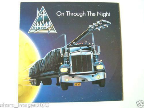 Def Leppard Vinyl Ebay