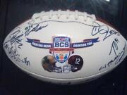 Alabama Team Signed
