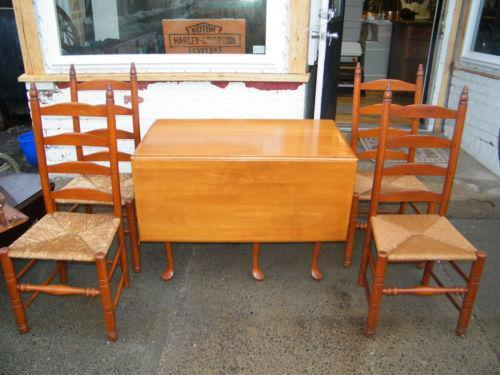 Vintage Maple Furniture Ebay