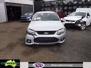 2012 FORD FALCON FG XR6 SEDAN WRECKING WHOLE VEHICLE W/NUT ONLY Dandenong Greater Dandenong Preview