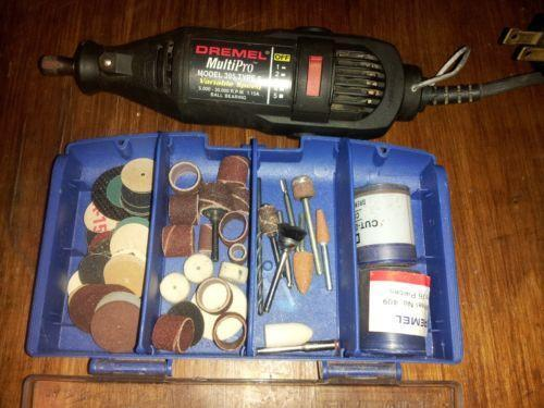 dremel model 395 type 5 manual