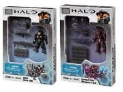 Halo Mega Bloks Weapons
