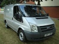 Ford Transit Panel Vans and Tipper Trucks Wanted, Any age or Condition 1995-2010