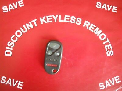 98-02  HONDA  ACCORD  KEYLESS REMOTE    KOBUTAH2T  FACTORY REMOTE  GOOD COND.