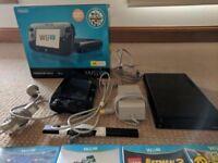 Nintendo Wii U console over 90 games BARGAIN :-)