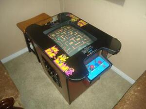 ms pacman: arcade gaming | ebay